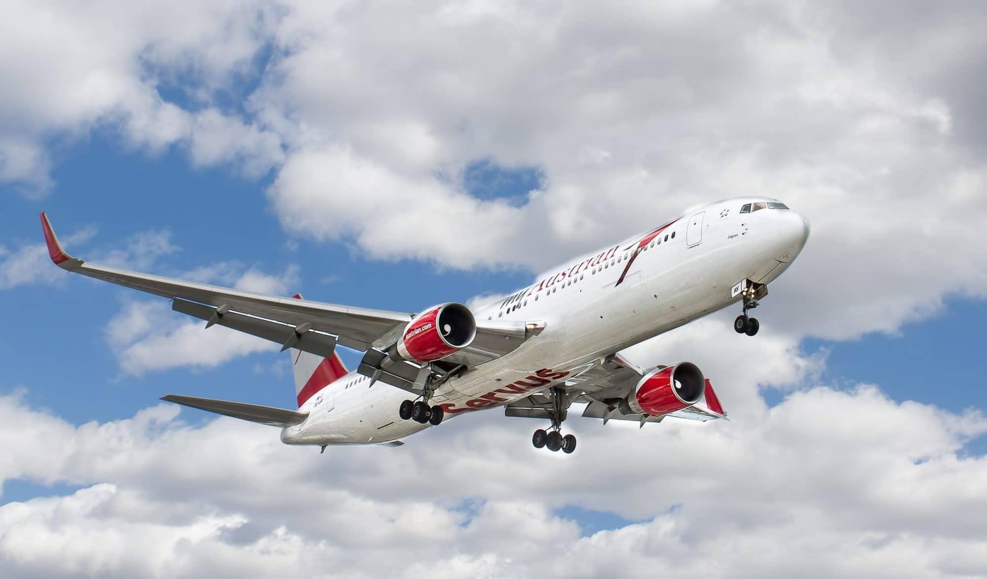 Austrian Airlines Direktflüge